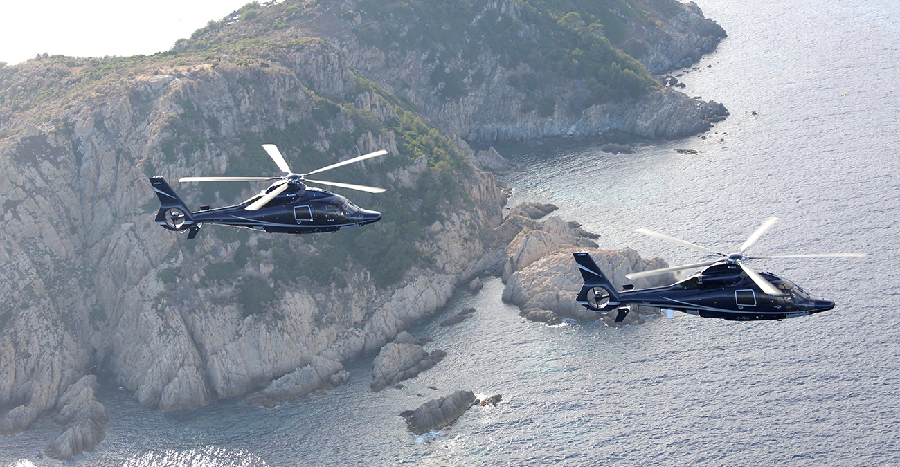 Cannes Helicopter Charter