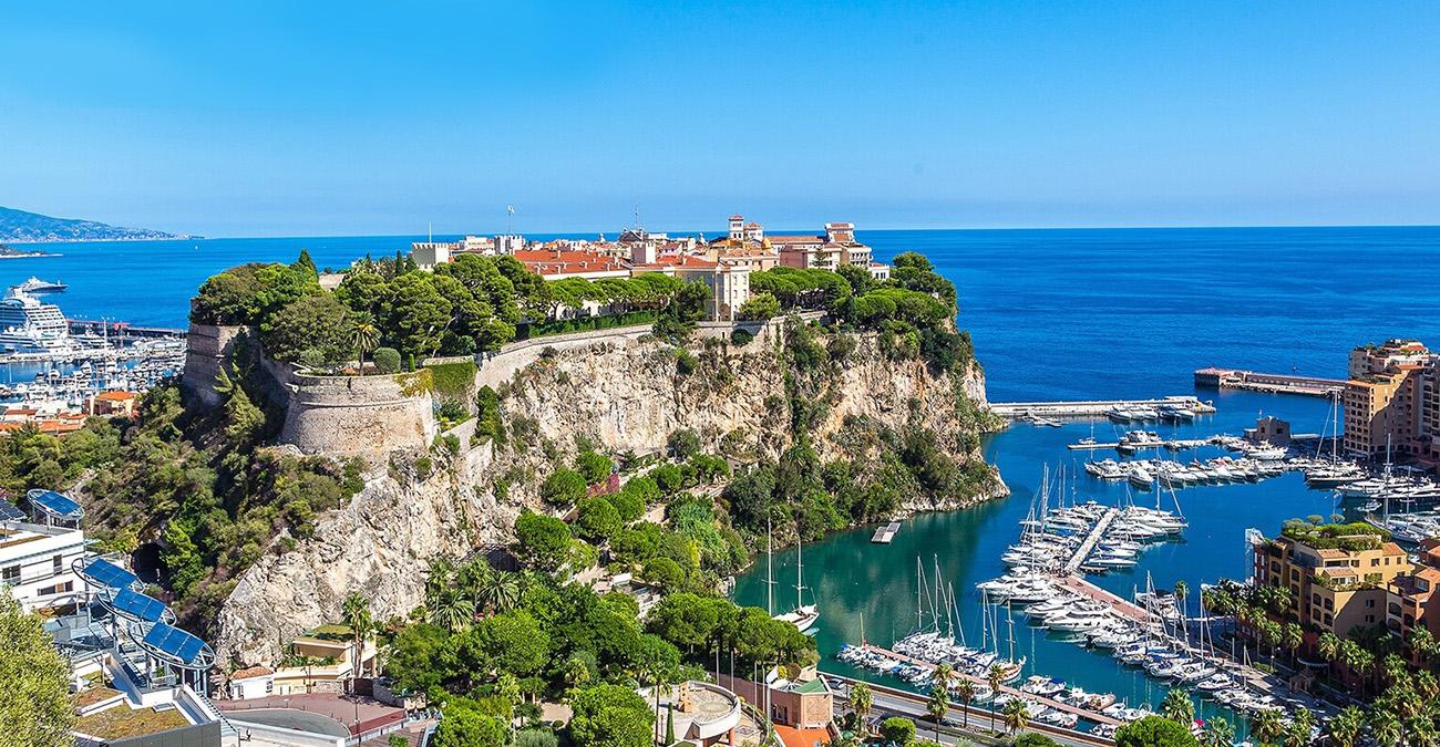 Location Hélicoptère à Monaco