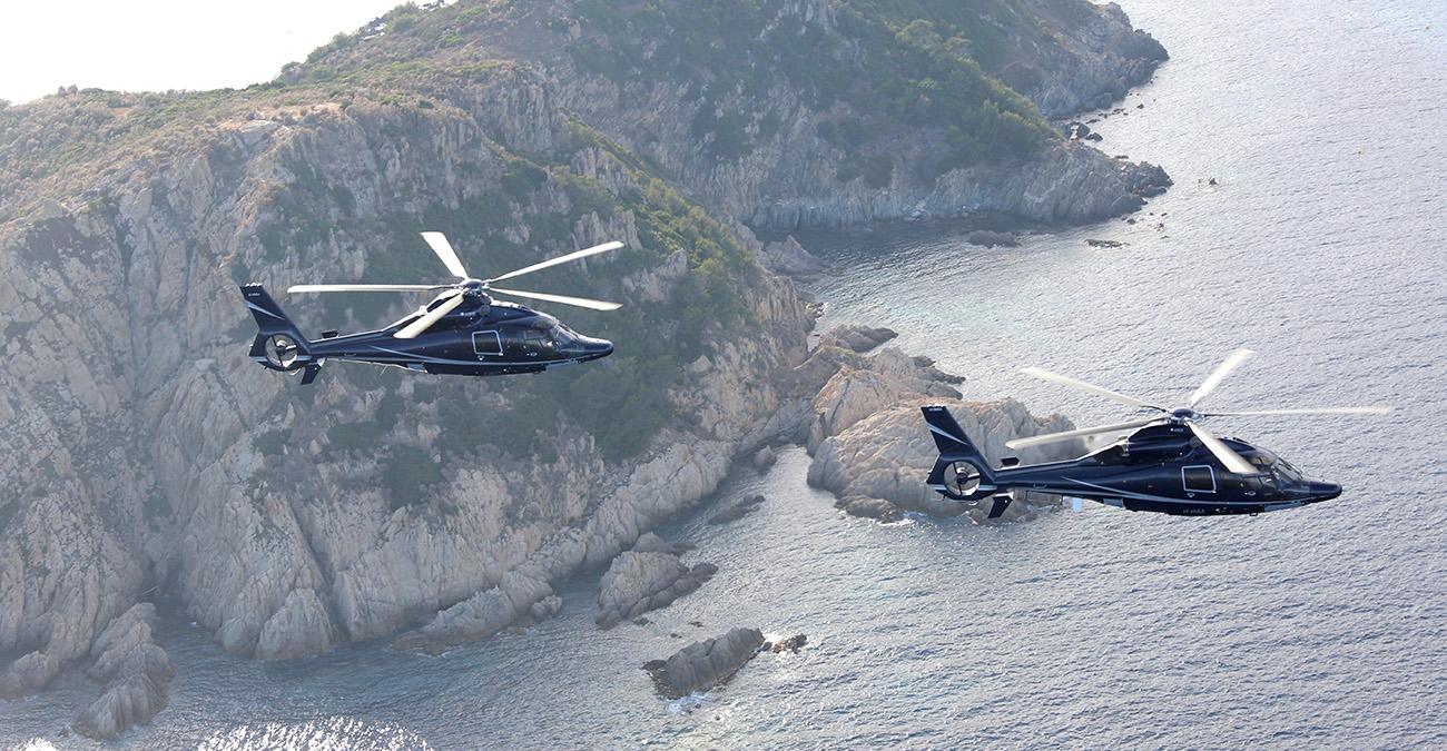 Transfert Hélicoptère à Cannes