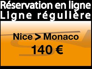 Réservation en ligne Nice - Monaco : 140€