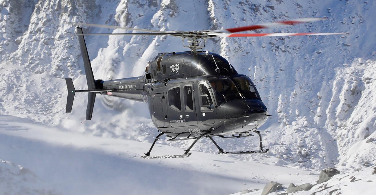 Transferts en hélicoptère Lyon